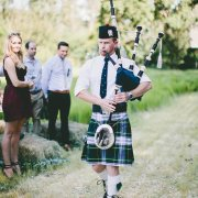 entertainment, bag pipes
