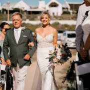 bride, father of the bride, bridal entrance