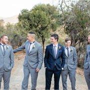 grey, groomsmen