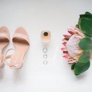 brides accessories, brides shoes, protea