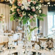 flowers, table decor