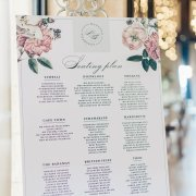 seating chart, stationery