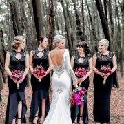 black, bride and bridesmaids, bridesmaids dresses, bridesmaids dresses, wedding dresses, wedding dresses