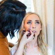 getting ready, makeup, makeup