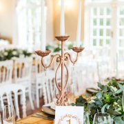 greenery, table decor, table numbers