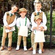 page boys
