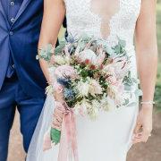 bouquet, proteas