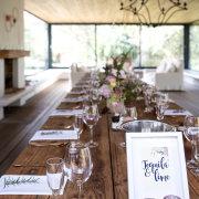 table setting, wedding reception