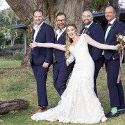 groomsmen, lace, lace, wedding dresses, bride & groom, bride and groomsmen, bride of the year
