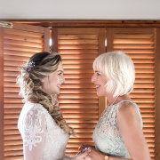 bridal hair, bride, mother of the bride