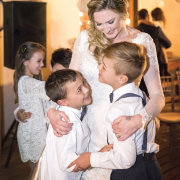 bride, bride and page boy, family, page boys, ring bearer