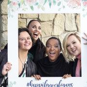 #ourdreamwedding #flyingdragon, brides maids, friends, friends & family, wedding photographs