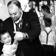 best moment, grooms suit, page boy, family