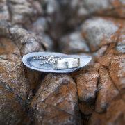beach wedding, wedding photographs, wedding rings