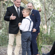 ceremony, marriage officer, ring bearer, wedding rings