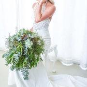 bouquet, green