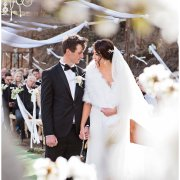 bride and groom, bride and groom, #truelove, blossoms, ceremony