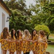 bridesmaids, bridesmaids, dressing gowns