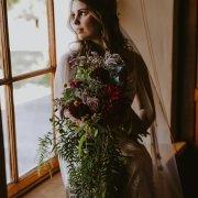 bouquet, bride, flowers