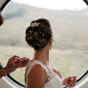 bridal hairstyles, bride