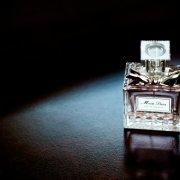 brides accessories, perfume
