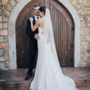 bride and groom, bride and groom, veil