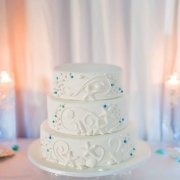 beach, wedding cakes