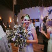 bouquet, brides maids, flowers
