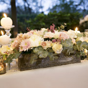 floral center piece