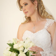 bouquet, hair and makeup