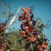 arch, flowers, dec