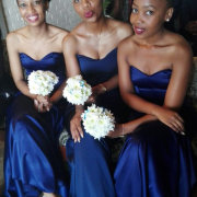 blue, bridemaids dresses
