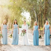 blue, bridesmaids dresses
