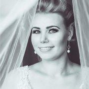 bride, earings