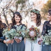 bouquet, bridesmaids, bridesmaids