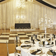 dance floor, wedding decor