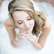 bride, hair, makeup