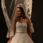 ball gown, beaded, wedding dress, wedding dress