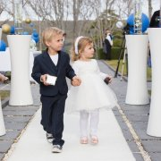 flower girl, ring bearer
