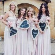 bridesmiads dress