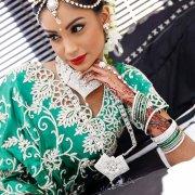 bridal accessories, bride