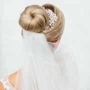 bridal hair accessories, bridal hairstyles, veil
