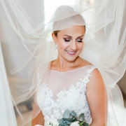 bride, make, make, veil