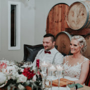 bride, groom, reception