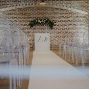 aisle, ceremony