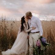 field, kiss, kiss