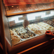 gelato station