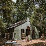 barn, garden, rustic