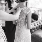 dress, getting ready, lace