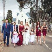 bridesmaids, bridesmaids, flower girls, wedding party